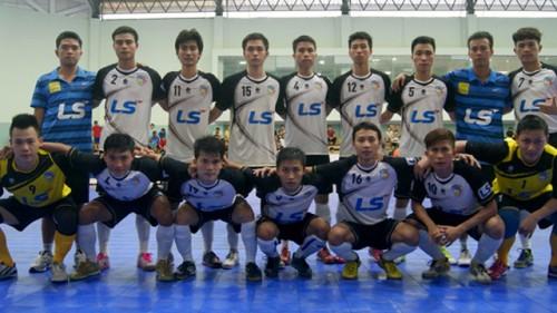 Thái Sơn Nam và Tân Hiệp Hưng cùng tiến ở giải futsal vô địch TPHCM 2014