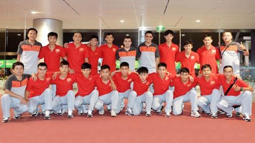 Đội tuyển futsal Việt Nam sang Malaysia dự giải vô địch Đông Nam Á 2014