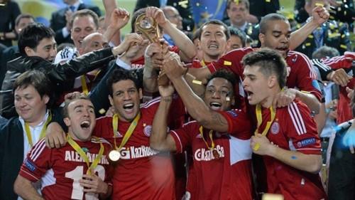 Kairat Almaty (Kazakhstan) đoạt siêu cúp futsal thế giới 2014