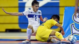BTC trừ điểm hai đội futsal tạo nên trận cầu tai tiếng