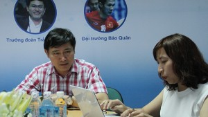 Ông Trần Anh Tú, Chủ tịch Liên đoàn bóng đá TPHCM tham gia ứng cử đại biểu Hội đồng Nhân dân TPHCM nhiềm kỳ 2016 – 2021