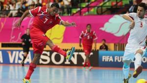 Xác định xong 24 cái tên tham dự VCK World Cup futsal 2016