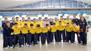 Đội tuyển futsal Việt Nam sang Tây Ban Nha tập huấn, chuẩn bị cho VCK World Cup 2016
